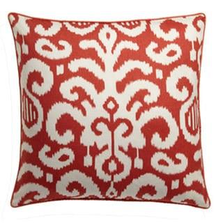 Jiti 'Lauri' Orange 26-inch Pillow