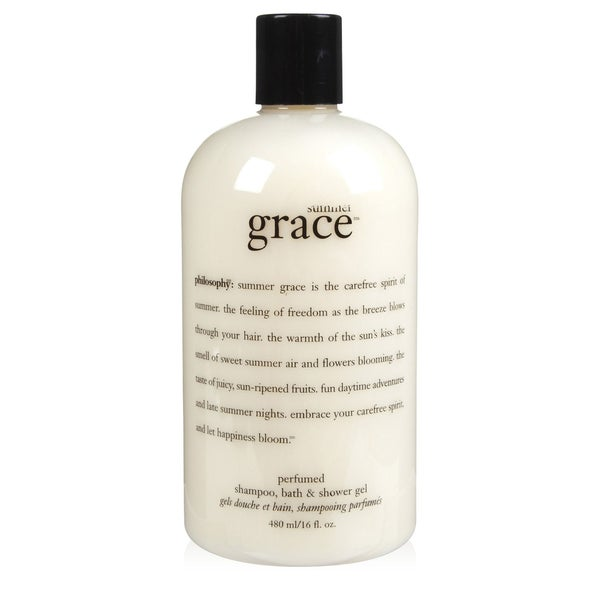 Philosophy Summer Grace 16-ounce Shampoo Bath & Shower Gel