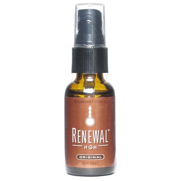 Always Young 1-ounce Renewal HGH Original Spray