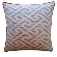 Jiti 'Kyle' Grey 20-inch Pillow