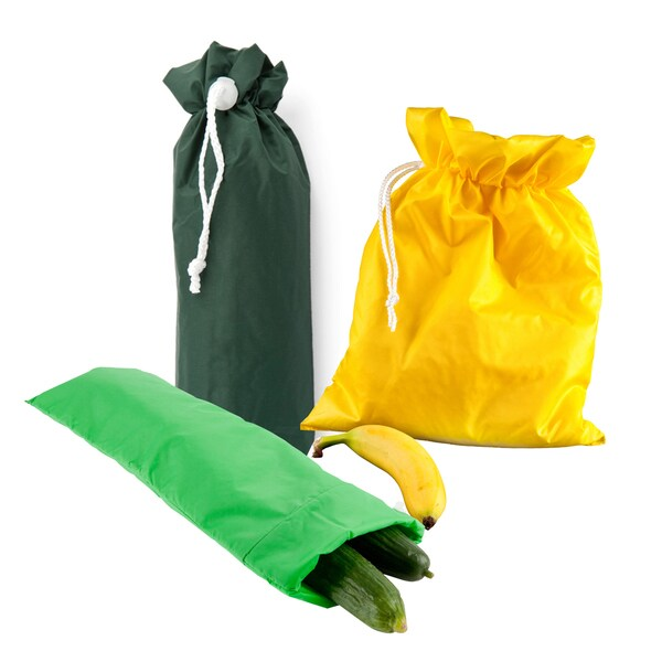 Insulated Food Bags (Set of 3)