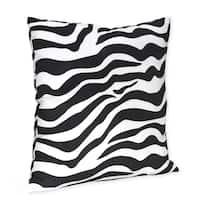 Sweet JoJo Designs Zebra Print Accent Pillow