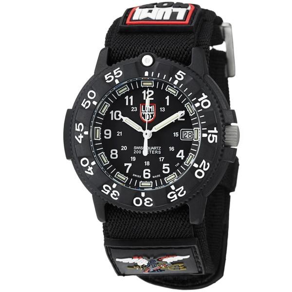 Luminox 3901 navy seal series ii dive men 39 s watch free - Luminox dive watch ...
