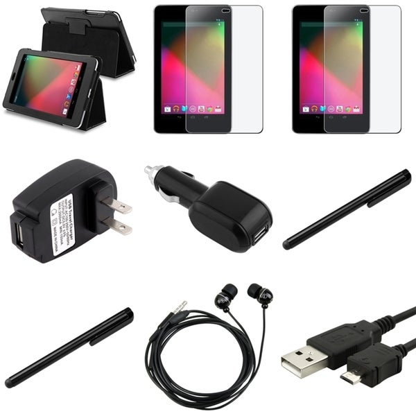 BasAcc Case/ Chargers/ Protector/ Headset/ Cable for Google Nexus 7