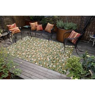 Liora Manne Earth Outdoor Rug (5' x 7'6) - 5' x 7'6""