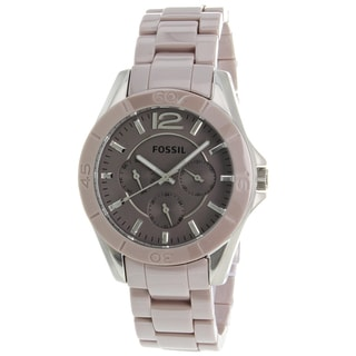 Fossil Women's Riley Stainless Steel Quartz Watch