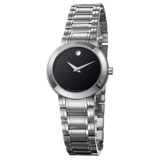 Movado Women's 0606192 'Stiri' Stainless Steel Swiss Quartz Watch