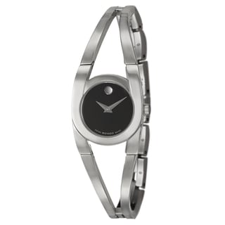 Movado Women's 'Amorosa' Stainless Steel Swiss Quartz Watch