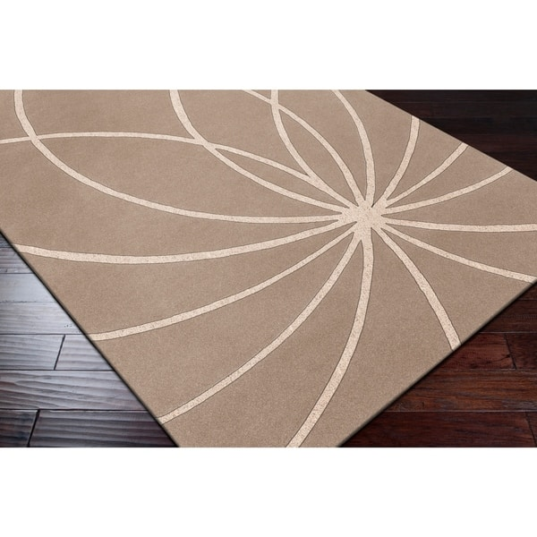 Chamba Handmade Transitional Wool Area Rug On Sale Overstock 6561933