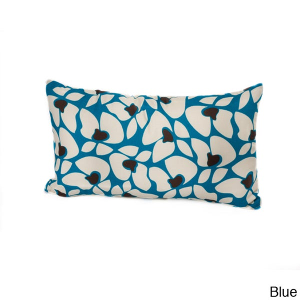 Outdoor 12x20-inch Lumbar Pillow