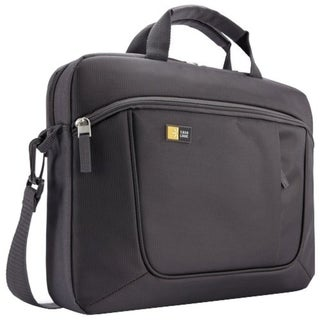 """Case Logic Carrying Case for 15.6"""" Notebook, iPad - Anthracite"""