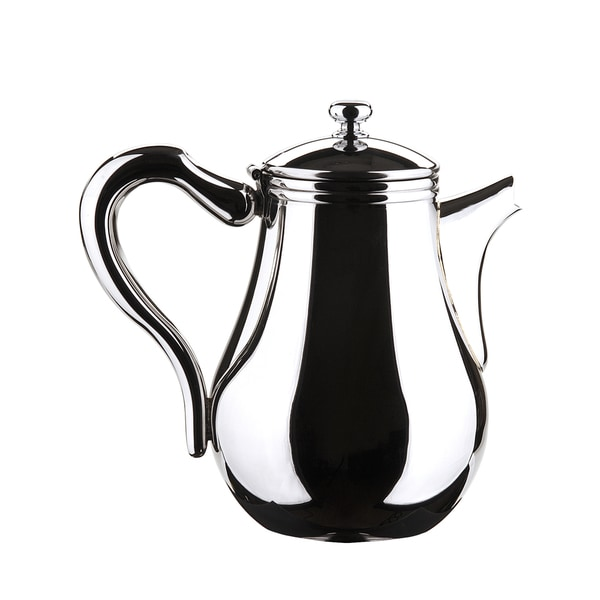 Miu High Polished Stainless Steel Hotel Edition Coffee Pot