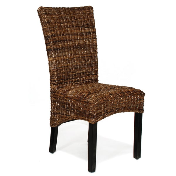 ira rattan dining chair by kosas home