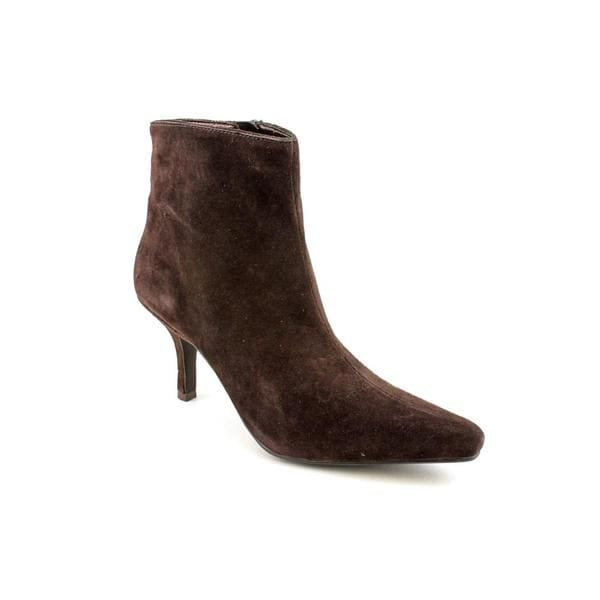 Charles David Women's 'Darby' Regular Suede Boots - Narrow (Size 10.5)