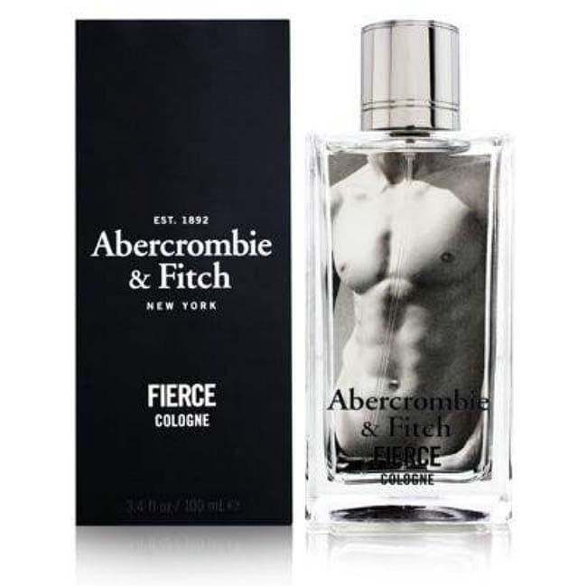 ABERCROMBIE & FITCH Fierce Men's 3.4-ounce Cologne Spray,...