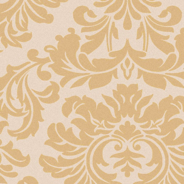 Hand-tufted Antique White Monaco Wool Rug (8' x 8')