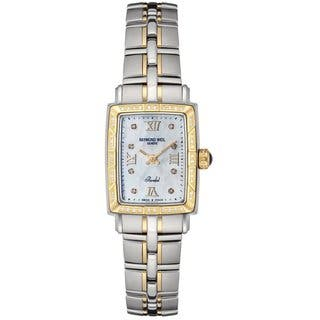 Raymond Weil Parsifal Women'S Quartz Watch|https://ak1.ostkcdn.com/images/products/7619555/P15040351.jpg?impolicy=medium