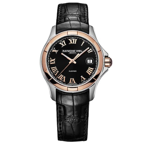 Raymond Weil Parsifal Men's Rose Gold PVD Watch