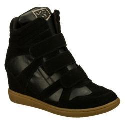 Women's Skechers SKCH Plus 3 Raise Your Glass Black