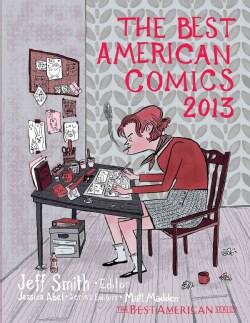 The Best American Comics 2013 (Hardcover)
