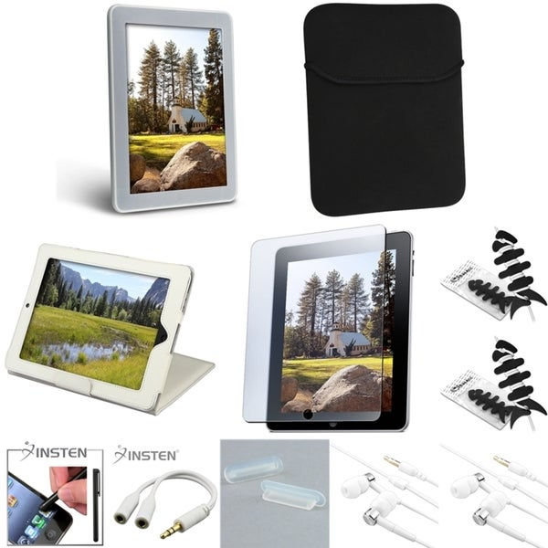 Case/ Protector/ Splitter/ Headset/ Sleeve/ Stylus for Apple iPad 1