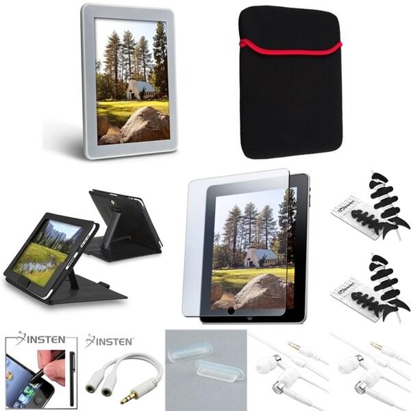 Case/ Protector/ Splitter/ Headset/ Sleeve/ Stylus for Apple iPad 1