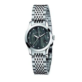 Gucci Women's Stainless Steel Diamond Watch