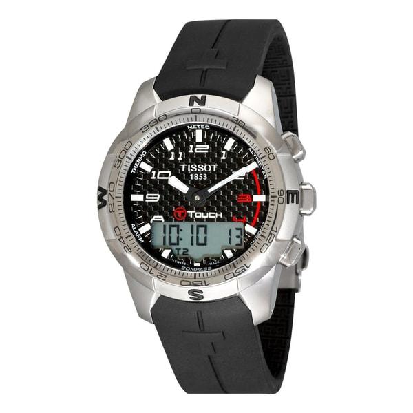 Tissot Men's Titanium T-Touch II Digital Watch
