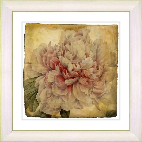 Studio Works Modern 'Vintage Botanical No. 54' Framed Print