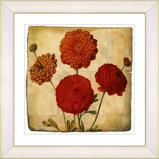 Studio Works Modern 'Vintage Botanical #50' Framed Print