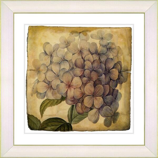 Studio Works Modern 'Vintage Botanical #18' Framed Print