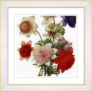 Studio Works Modern 'Vintage Botanical #20a' Framed Print