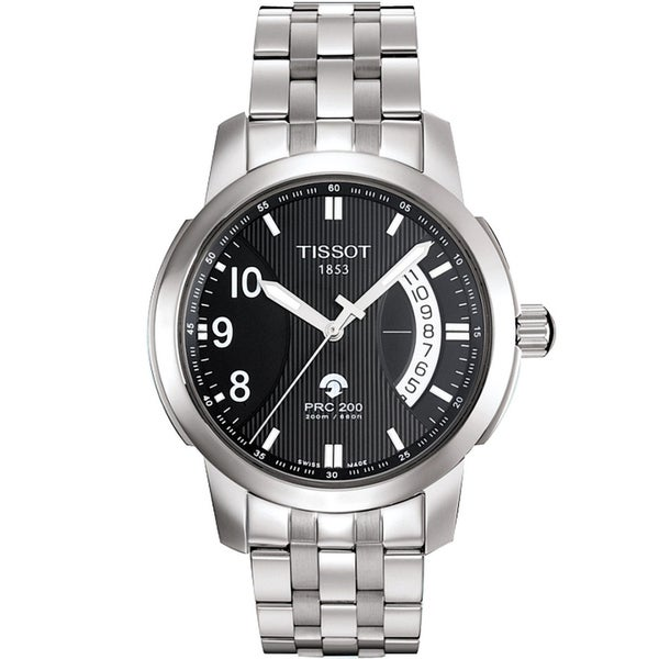 Tissot Men's Stainless Steel T-Sport PRC-200 Watch