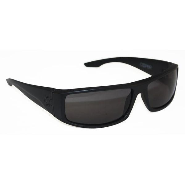 Spy Optic Men's 'Cooper' Matte Black Sunglasses