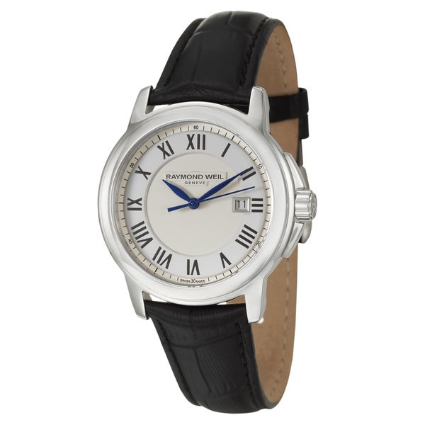 Raymond Weil Men's Stainless Steel 'Tradition' Watch