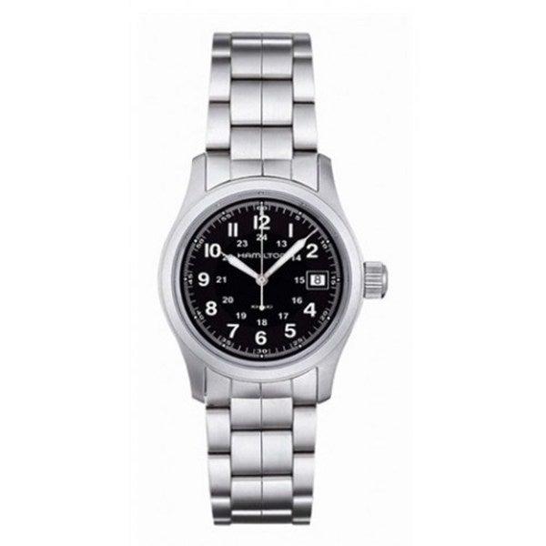 Hamilton Men's Stainless Steel Khaki Field Watch