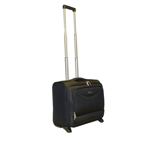 NY Cargo Hercules Carry-on Upright Rolling Laptop Case