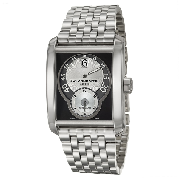 Raymond Weil Men's Stainless-Steel 'Don Giovanni Cosi Grande' Automatic Watch