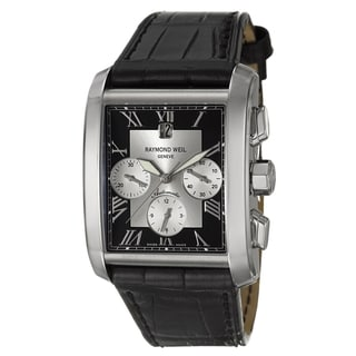 Raymond Weil Men's Steel 'Don Giovanni Cosi Grande' Automatic Watch