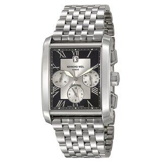 Raymond Weil Men's Steel 'Don Giovanni Cosi Grande' Water-Resistant Automatic Watch
