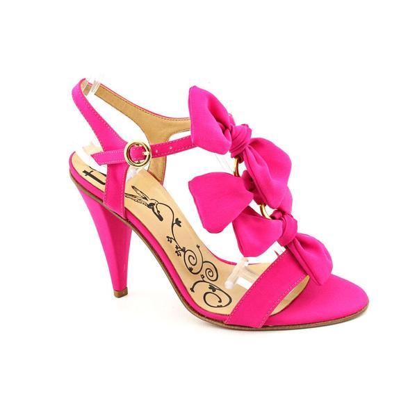 Tibi New York Women's 'Jardin' Satin Dress Shoes (Size 5)