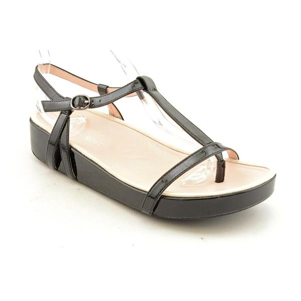 Taryn Rose Women's 'Amor' Patent Leather Sandals (Size 6)