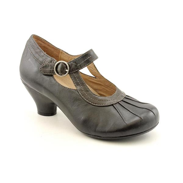 Portlandia Women's 'Cannon' Leather Casual Shoes - Wide (Size 4)