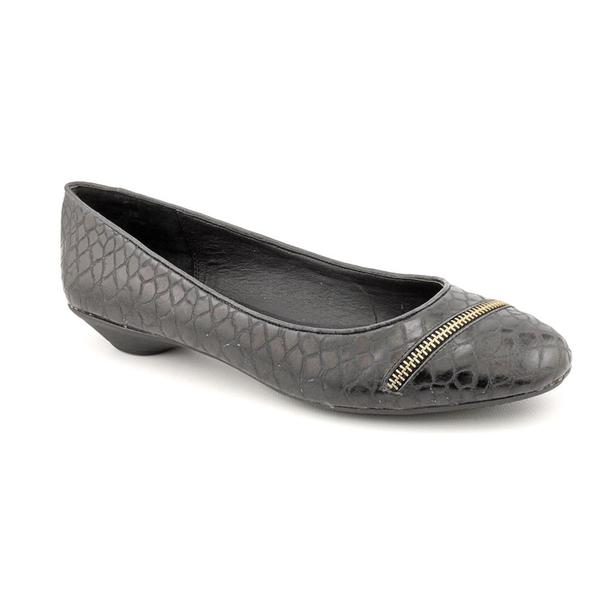 Incite' Faux Leather Dress Shoes - Wide