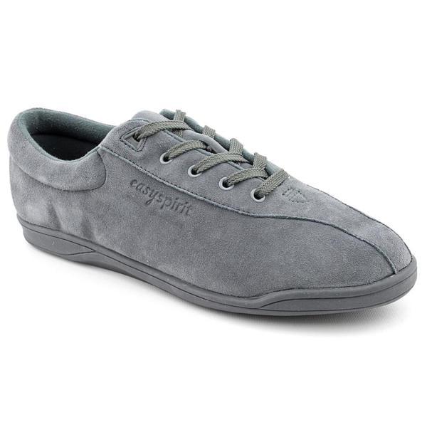 Easy Spirit Women's 'Ap1' Regular Suede Athletic Shoe - Extra Narrow (Size 8)