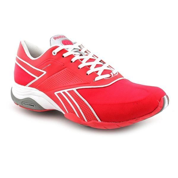 Reebok Women's 'Traintone Anthlin' Mesh Athletic Shoe (Size 11)