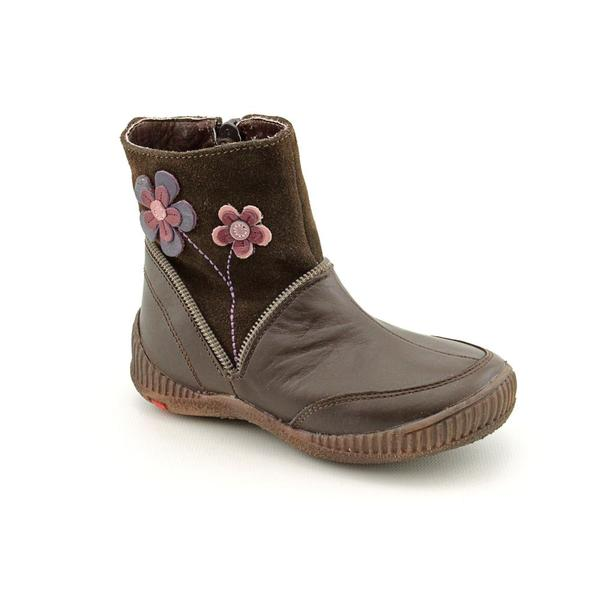 Kid Express by A.N.T. Originals Girl's 'Derym' Leather Boots (Size 8)
