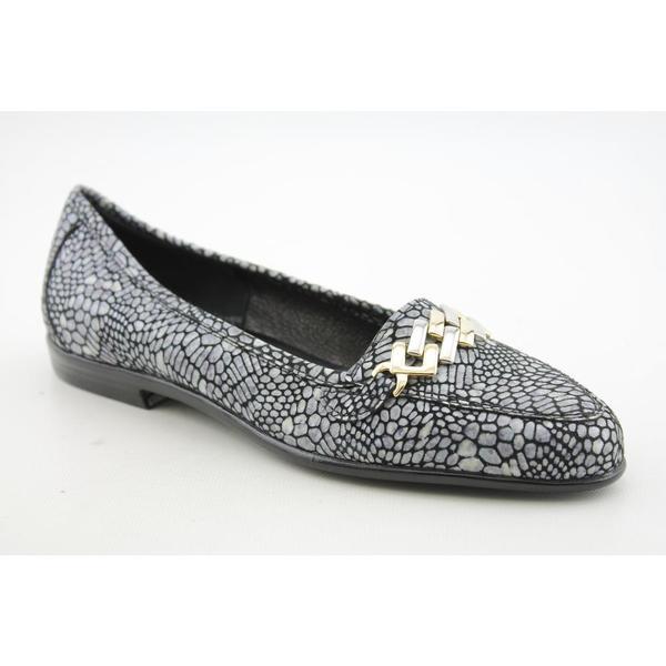 Amalfi By Rangoni Women's 'Oste' Animal Print Casual Shoes - Wide (Size 6.5)