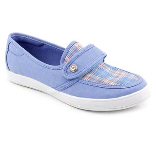 Grasshoppers Women's 'Chambray' Basic Textile Casual Shoes (Size 5.5)