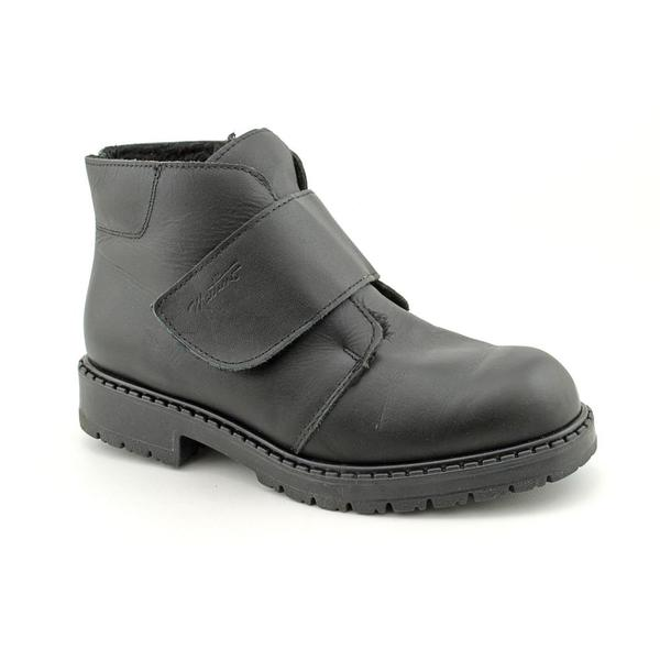 Martino Men's '607722' Leather Boots - Extra Wide (Size 8.5)